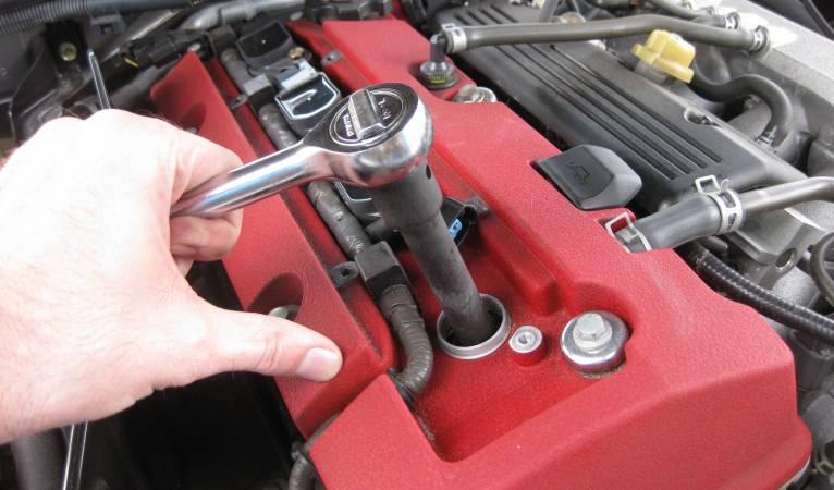 service manual  2000 honda prelude spark plug removal tips