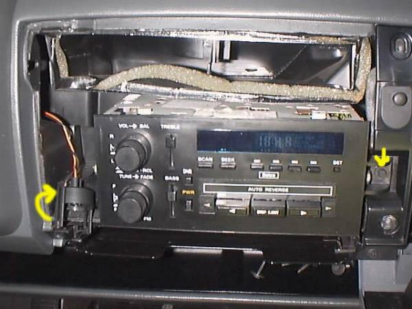 Image 15 from Changing the Heater Core on a GMC Syclone