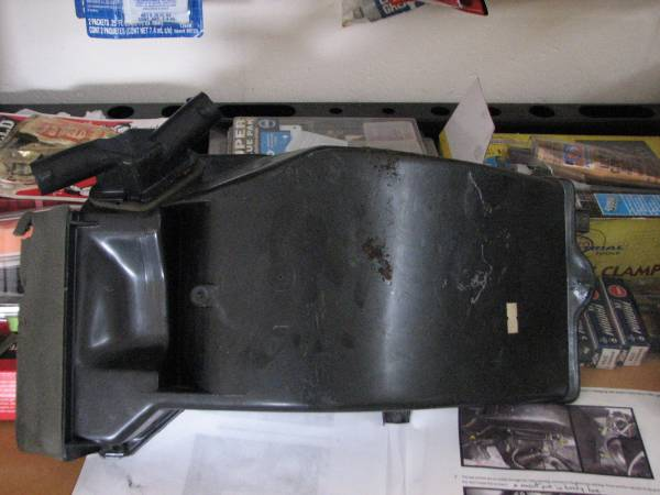 Image 95 from Changing the Heater Core on a GMC Syclone