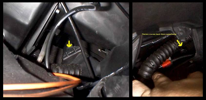 Image 5 from Changing the Heater Core on a GMC Syclone
