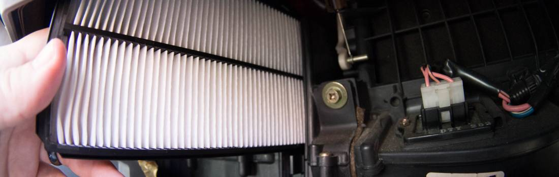 Replace the Cabin Air Filters