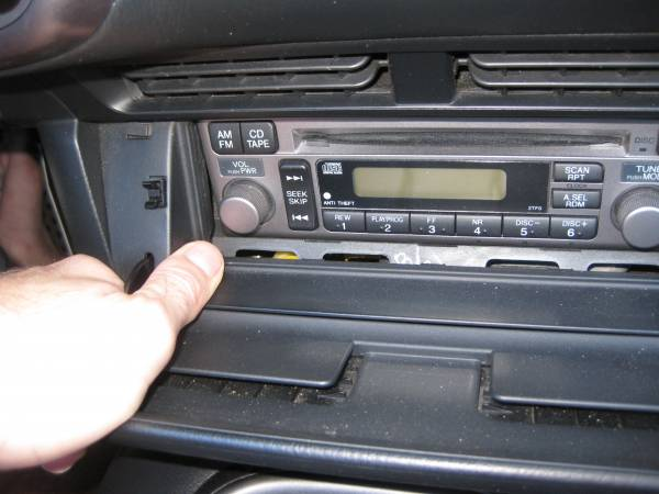Image 2160 from Upgrade the Radio With Modifry Dash Controls on a Honda S2000