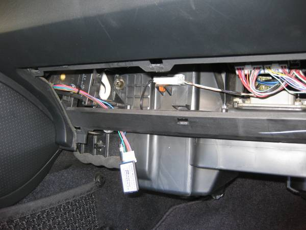 Image 2331 from Upgrade the Radio With Modifry Dash Controls on a Honda S2000