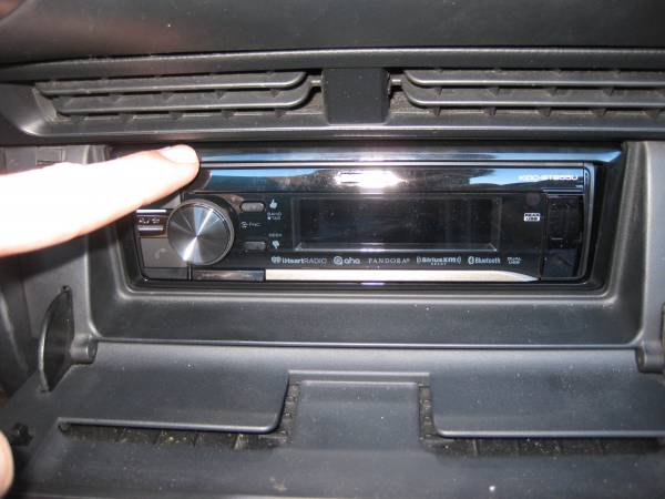 Image 2340 from Upgrade the Radio With Modifry Dash Controls on a Honda S2000