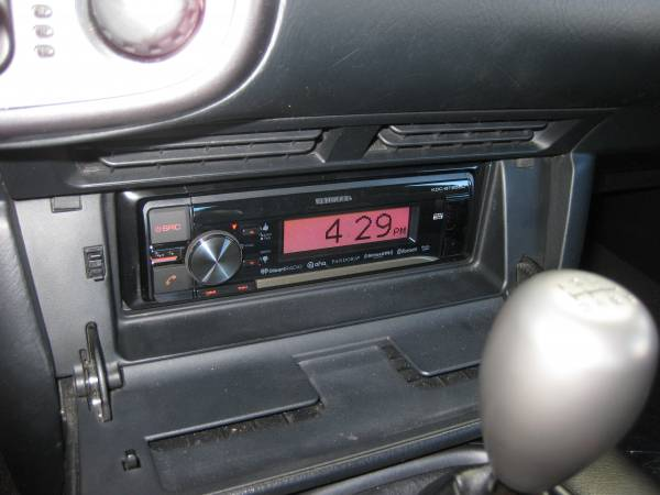 Image 2346 from Upgrade the Radio With Modifry Dash Controls on a Honda S2000