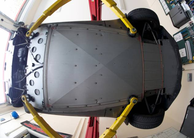 Image 2238 from Locating the Correct Lift Points on a Lotus Elise