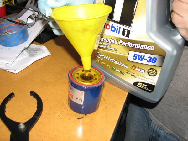 Image 2625 from Change the Motor Oil And Filter on a Subaru Impreza WRX STI