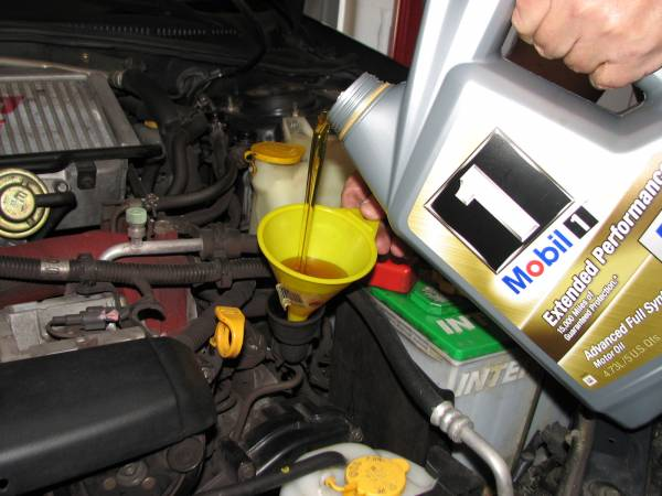 Image 2634 from Change the Motor Oil And Filter on a Subaru Impreza WRX STI
