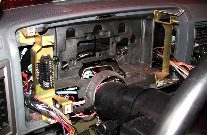 Image 212 from Installing  Custom Gauge Faces on a GMC Syclone