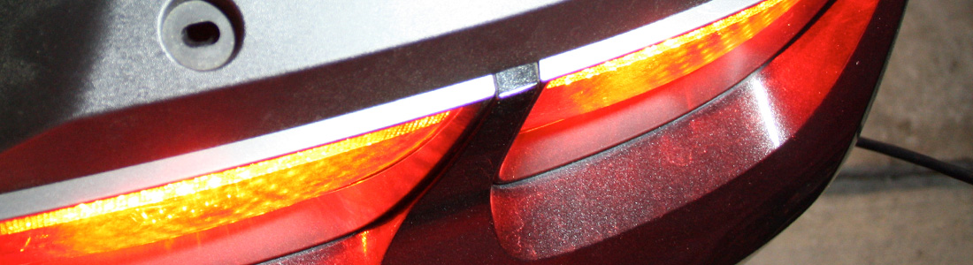 Replace the Tail Light Bulbs