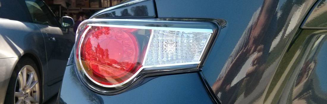 Replace the Rear Turn Signal Bulbs