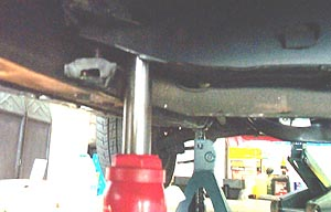 Image 239 from Replacing  Torsion Bar Mounts on a GMC Syclone