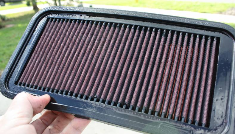 Image 3086 from How To Clean and Re-oil a K&N Air Filter on a Any Car