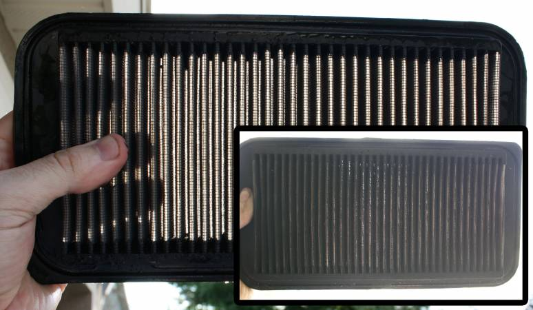 Image 3089 from How To Clean and Re-oil a K&N Air Filter on a Any Car
