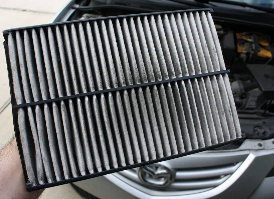 Image 3122 From Replace The Air Filter On A Mazda3 2.3
