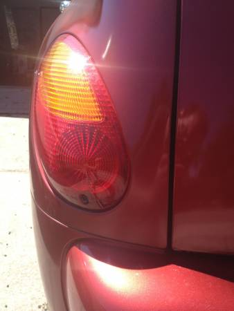 Image 3137 From Changing The Brake Light On A Chrysler Pt Cruiser