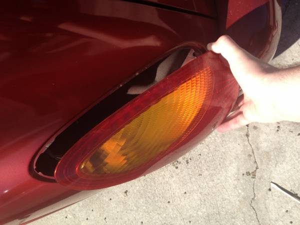 Image 3143 from Changing the Brake Light on a Chrysler PT Cruiser