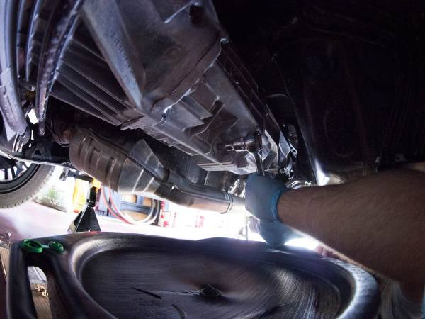 Image 3234 from Replace the Manual Transmission Fluid on a Scion FR-S