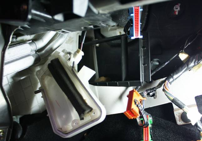 Изображение 3411 от смены салона Воздушный фильтр на Mazda3