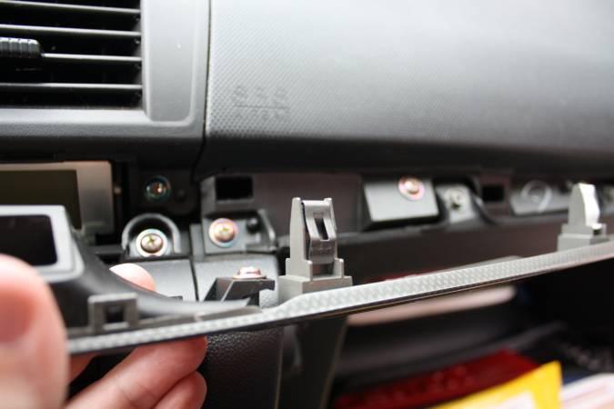Изображение 3375 от замены салона Воздушный фильтр на Mazda3