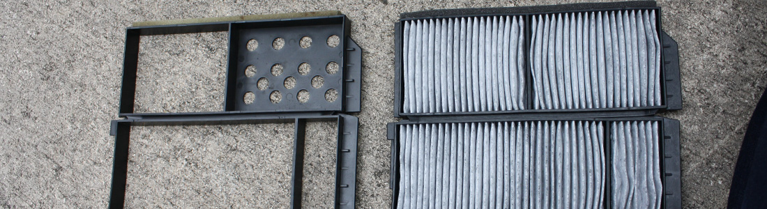 Changing the Cabin Air Filter