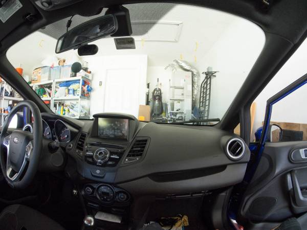 Image 3641 from Install the Wiring For A Dashcam on a 2014 Ford Fiesta