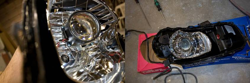 Image 3797 from Install Retrofit Projector Headlights on a Suzuki