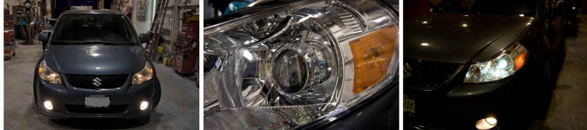 Image 3803 from Install Retrofit Projector Headlights on a Suzuki