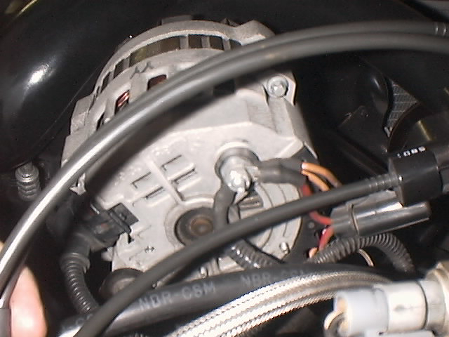 Image 2094 from Replace the Alternator on a GM S-Series Trucks