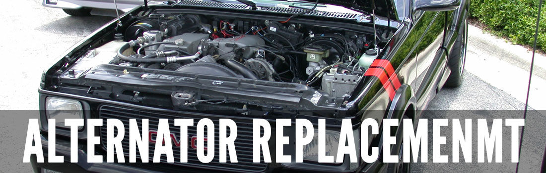 Replace the Alternator