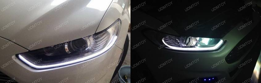 Image 3953 from Install an Audi-Style Switchback LED Strip on a Ford Fusion