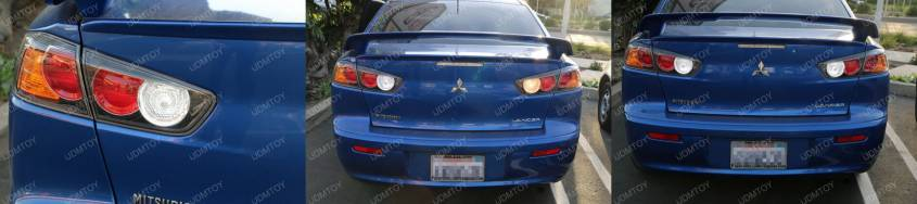 Image 4061 from How To Install the LED Reverse Lights on a Mitsubishi Lancer