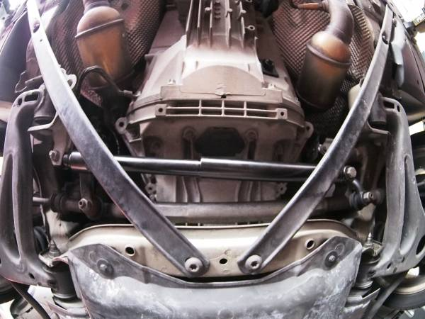 Image 4218 from Replace the Steering Stabilizer on a Chrysler Crossfire