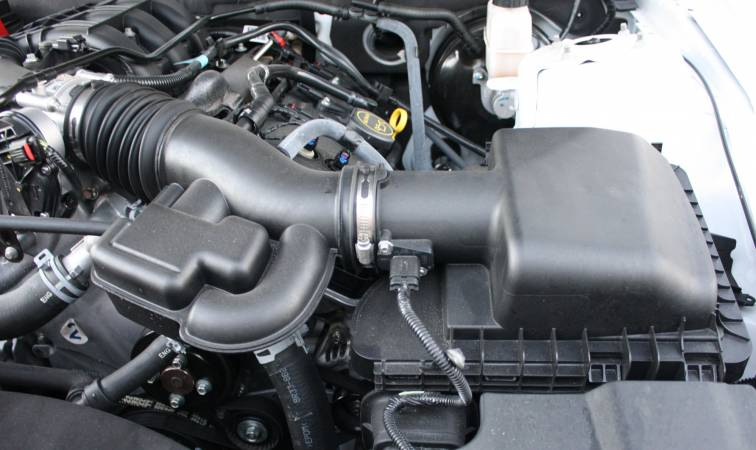 Image 4290 from Clean Or Replace the MAF Sensor on a 3.7l V6 Ford Mustang