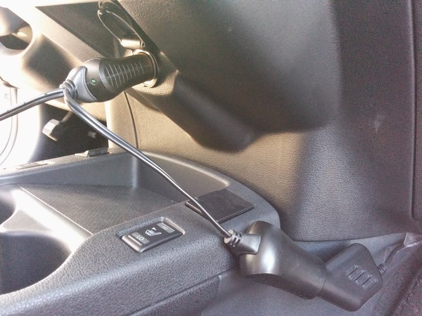 Image 4667 from Install the Wiring For A Dashcam on a Nissan Leaf