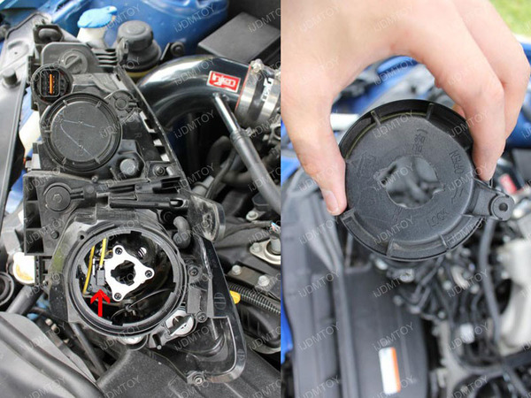 Image 4880 from Install the HID Conversion Kit on a Hyundai Genesis