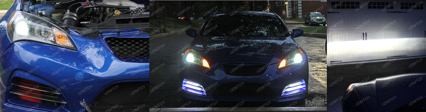 Image 4892 from Install the HID Conversion Kit on a Hyundai Genesis
