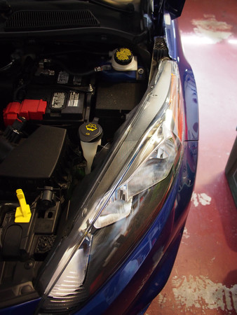 Image 5036 from Replace the Headlight Bulbs on a Ford Fiesta ST