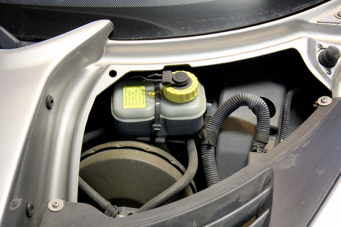 Image 5164 from Replace the Clutch Master Cylinder on a Lotus Elise and Exige