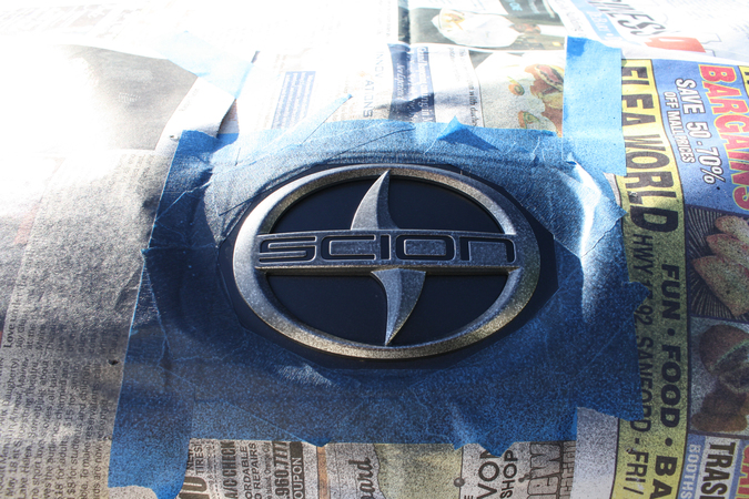 Image 5282 from Plastidip the Emblems And Badges on a any car