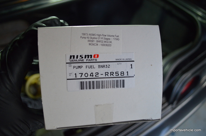 Image 5358 from Replace the Fuel Pump on a Nissan Skyline GT-R R32