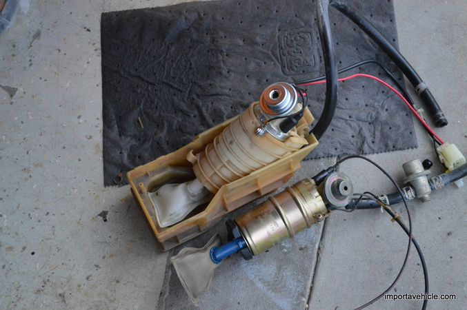 Image 5364 from Replace the Fuel Pump on a Nissan Skyline GT-R R32
