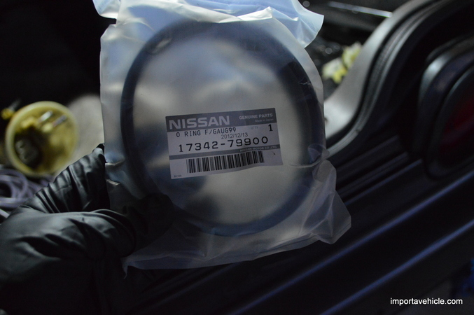Image 5370 from Replace the Fuel Pump on a Nissan Skyline GT-R R32