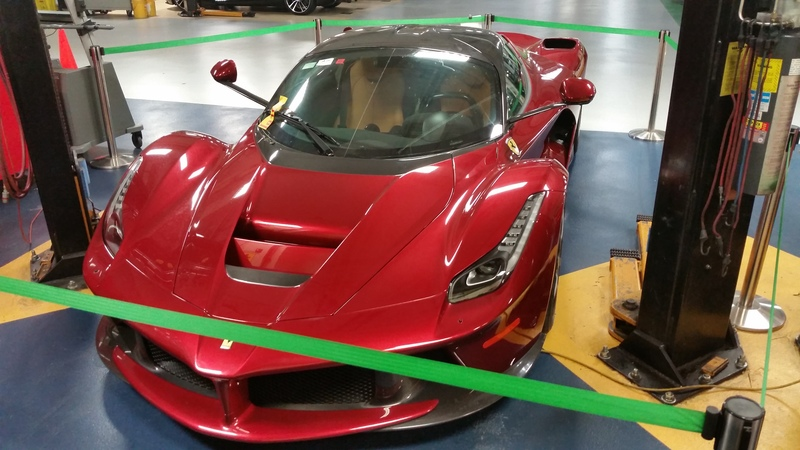 Image 5628 from Getting the Power For Accessories Like A Radar Detector on a Ferrari LaFerrari