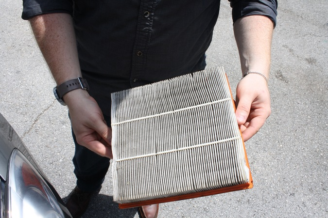 Image 5709 from Change the Air Filter on a Chevrolet Impala