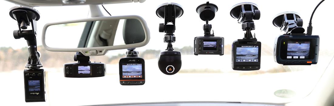 Selecting the Dashboard Camera