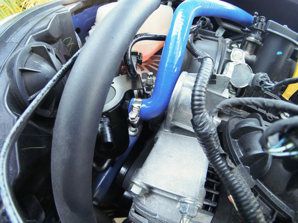 Image 6043 from Install the Mishimoto Oil Catch Can Kit on a 2014 Ford Fiesta ST