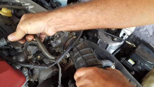 Image 6135 from Replace the Alternator on a Honda S2000