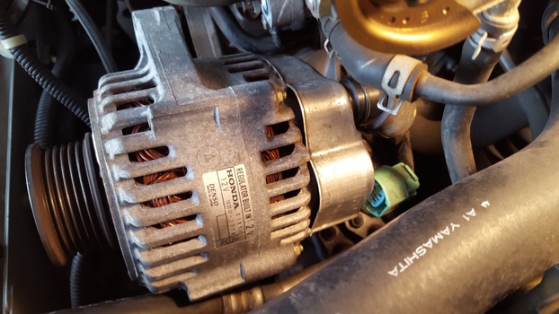 Image 6131 from Replace the Alternator on a Honda S2000