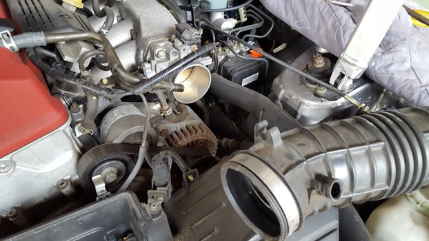 Image 6138 from Replace the Alternator on a Honda S2000